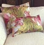 Beautiful Pillows, Beautiful You! ©2014 Peace Full Home.com