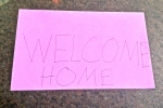 A note made with love is the perfect thing to come home to. ©2015 Peace Full Home/Intentional Living